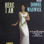 Here I Am Dionne Warwick album